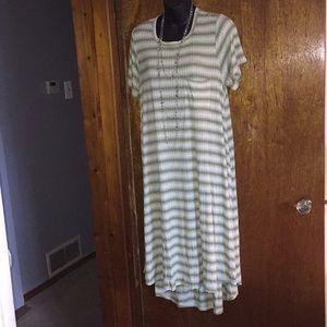 LulaRoe dress with pocket!! NWOT XL